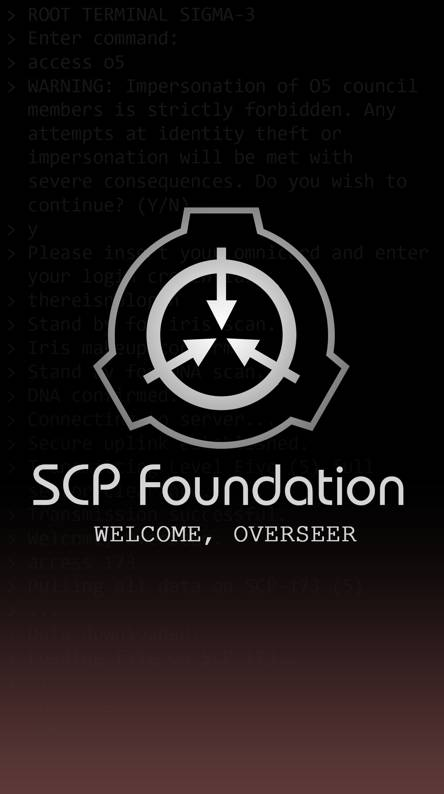 Scp Ringtones And Wallpapers Free By Zedge