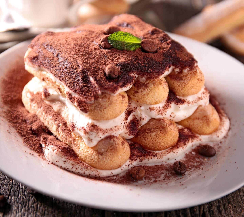 Tiramisu Tasty Cake