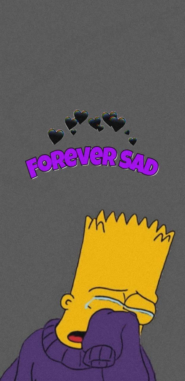 burt forever sad