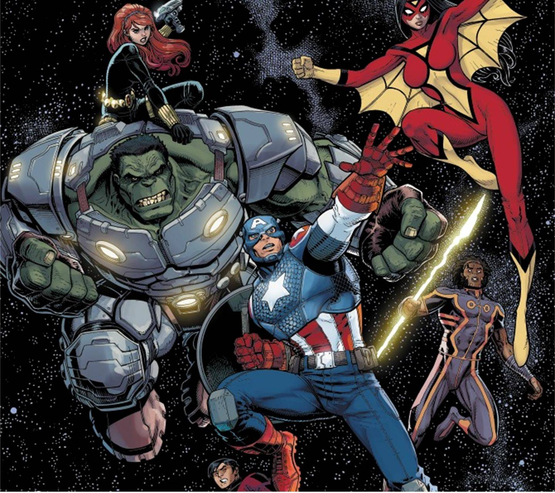 Infinity Avengers