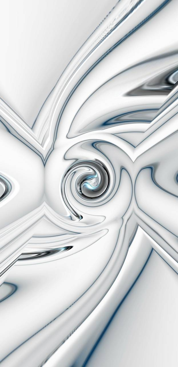 Abstract white