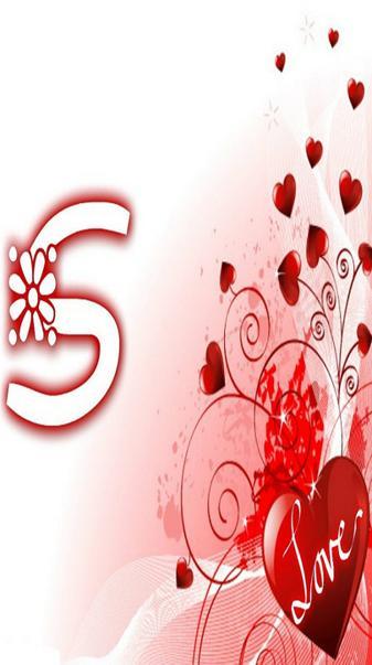 Love alphabet s