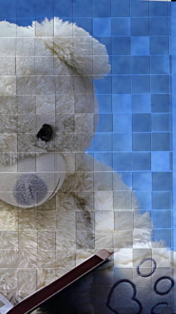 Teddy Bear Tiles