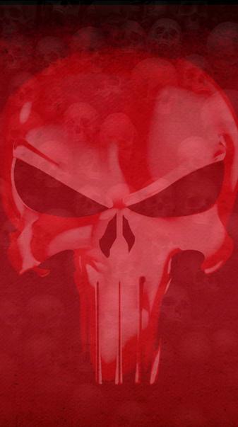 Punisher Red