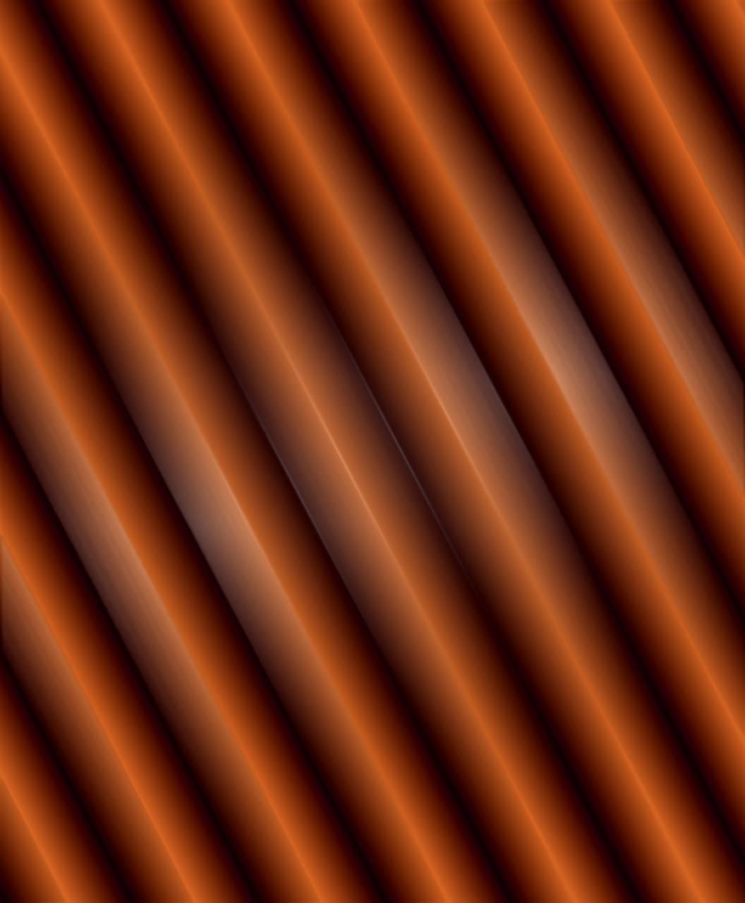 3D IPhoneX Orange Wallpaper By Druffix2 2d Free On ZEDGE™