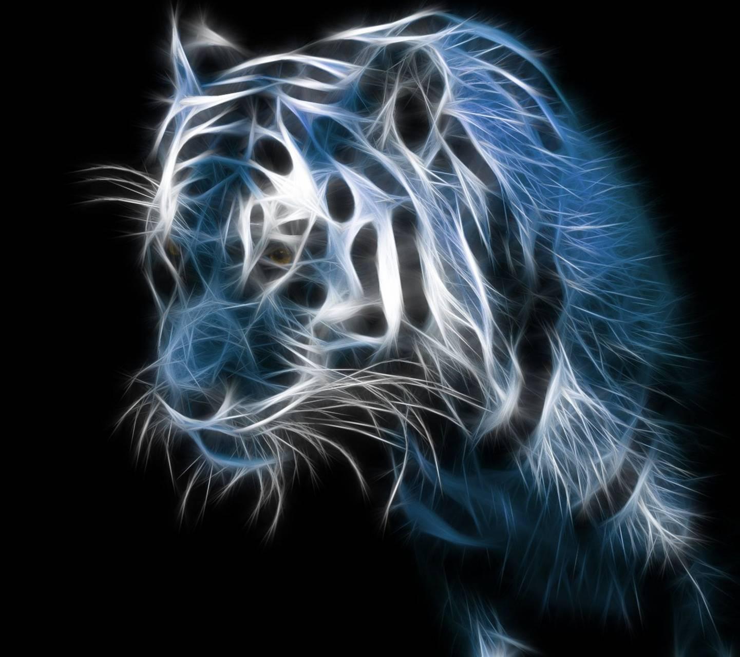 Cool Tiger Wallpaper By Rewsss2