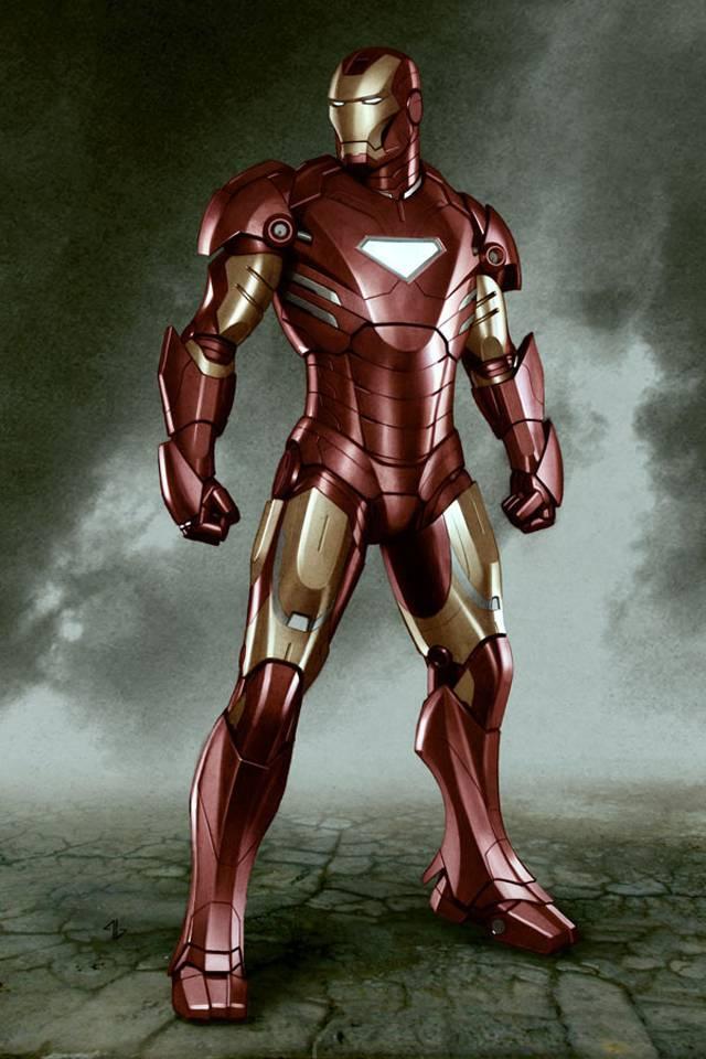 Iron Man I4