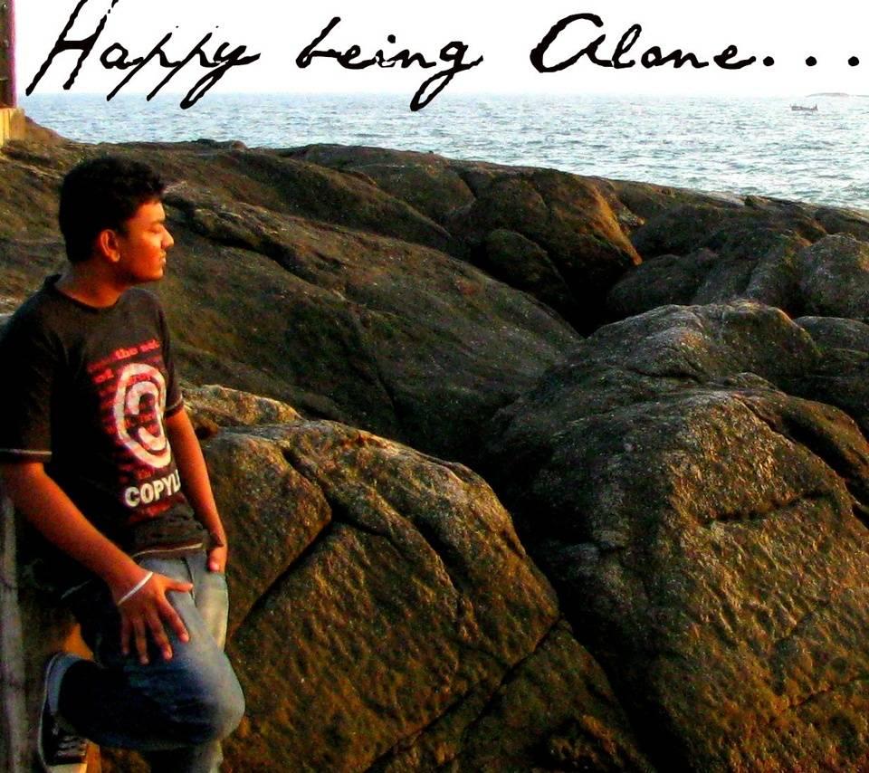 Aloneeee