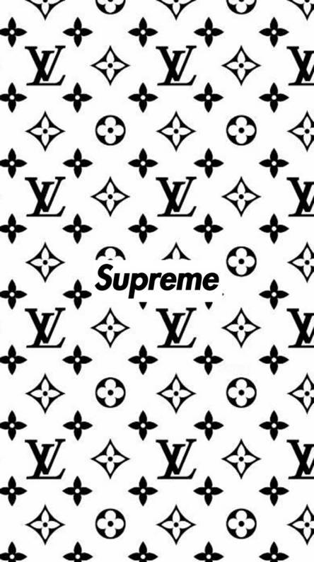 Supreme lv bw