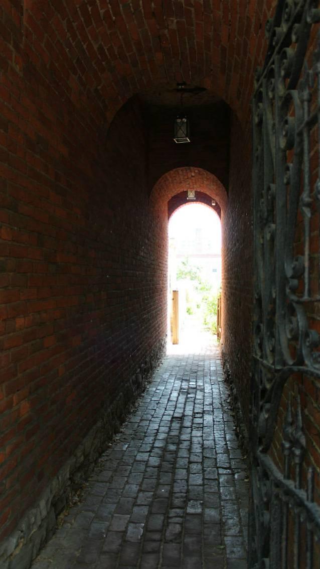 Passageway - Old