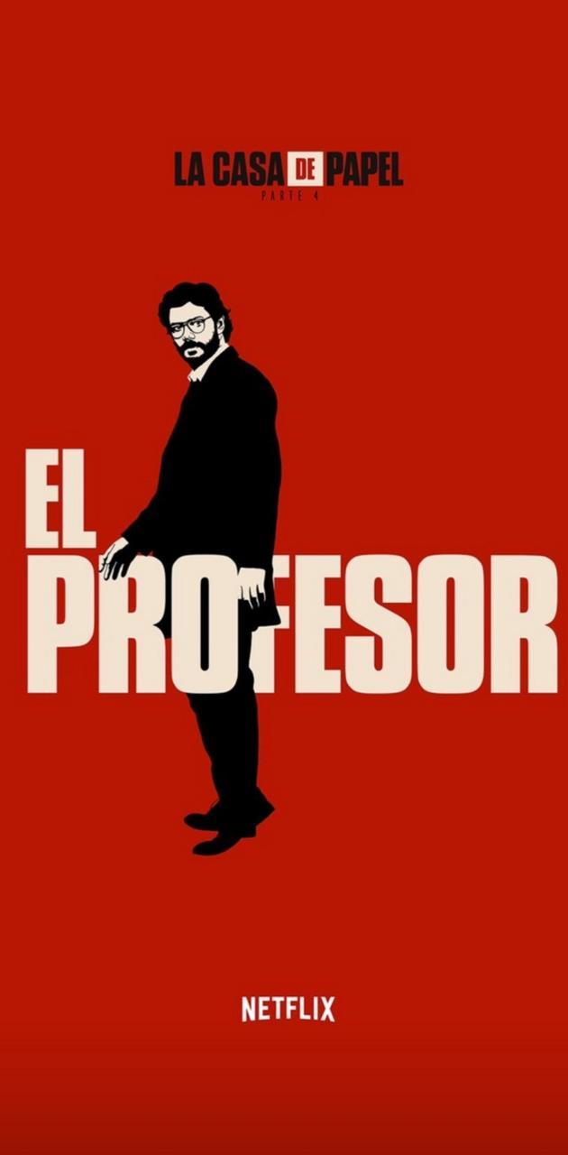 El profesor LCDP4