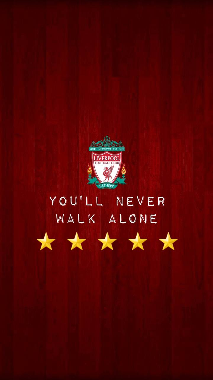 Liverpool 5 times