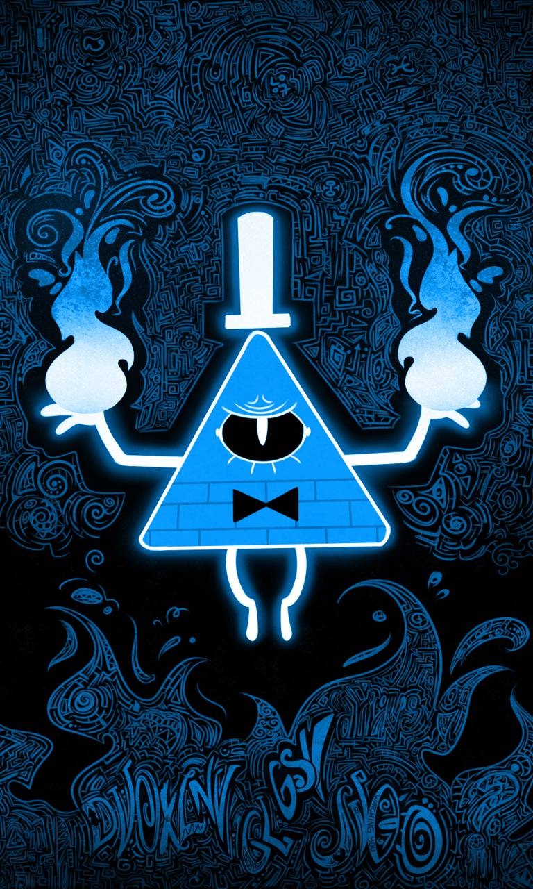 GravityFalls-Blue