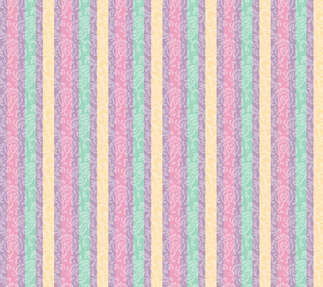 victorian stripes