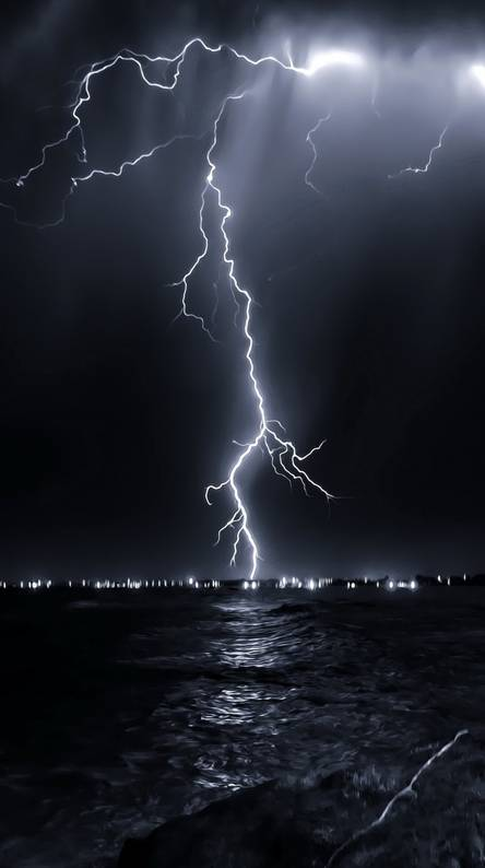 Lightning Bolt Wallpapers Free By Zedge