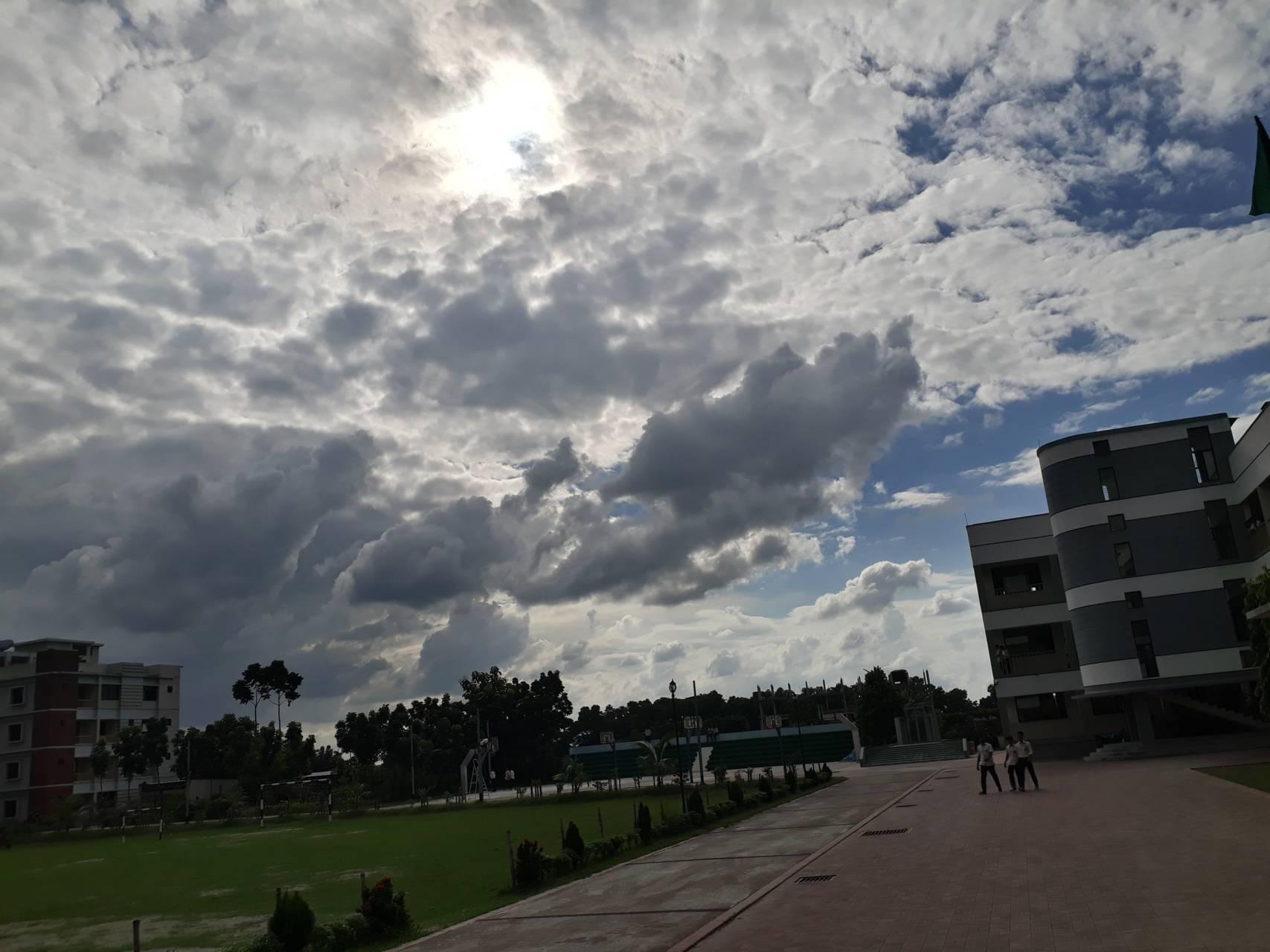 Sky beauty