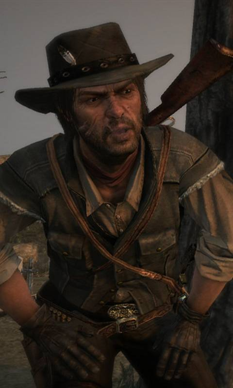 John Marston Wallpaper By Pitimy 17 Free On Zedge