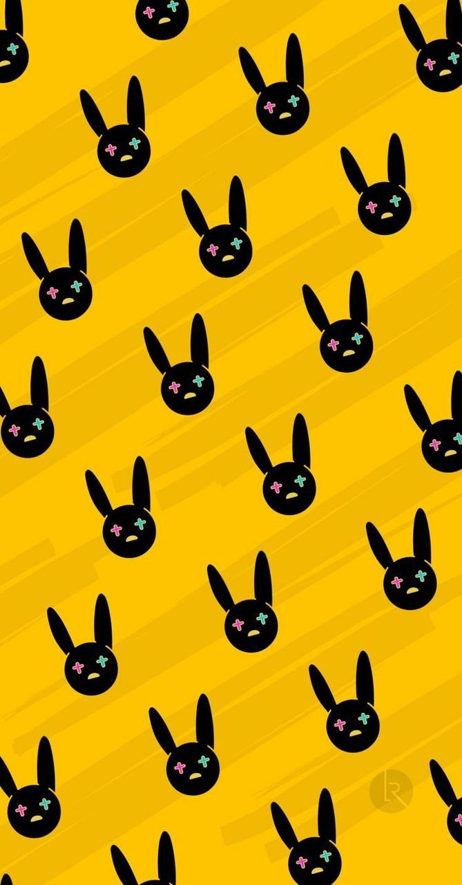 Bad Bunny wallpaper by PEREZAGAMER - ad - Free on ZEDGE™