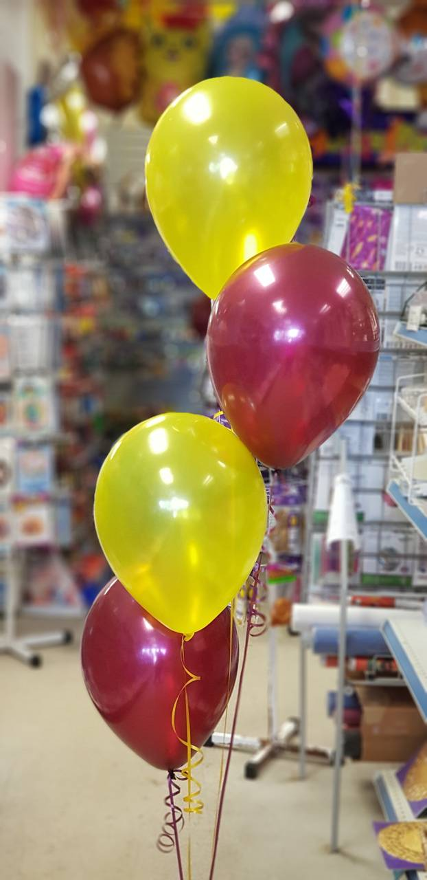Balloon bunch of 4