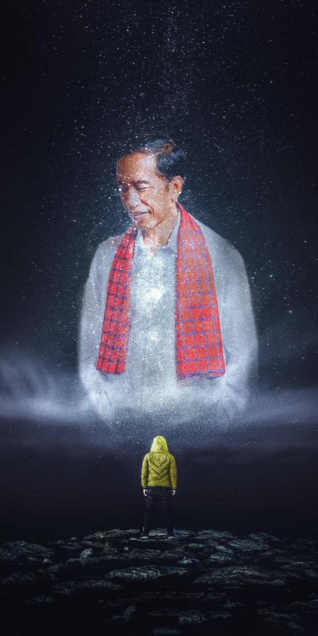 Jokowi star