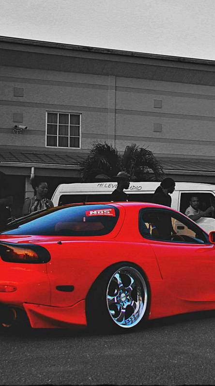 Mazda Rx7 Vip