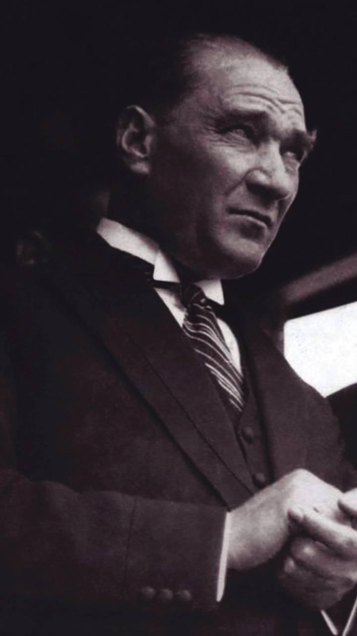 Ataturk Wallpaper Wallpaper By Tasarimcigeyik F8 Free On Zedge
