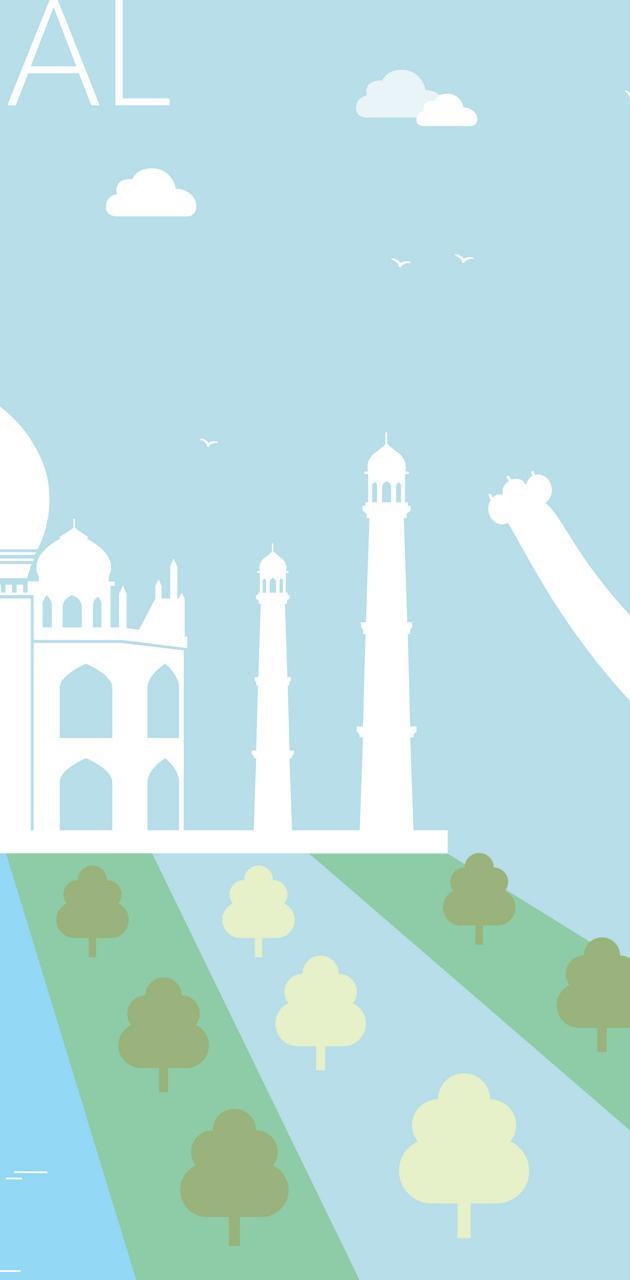 Edrac and Taj Mahal