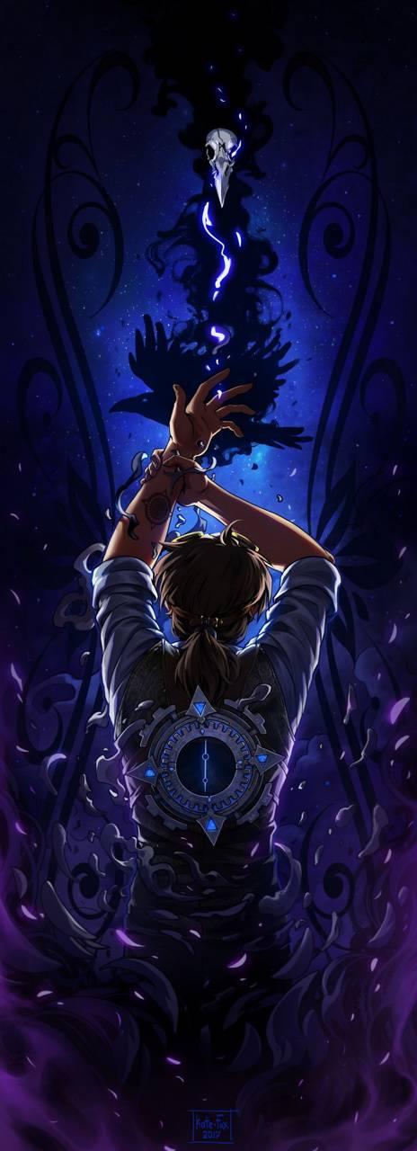 Magic of the Crow