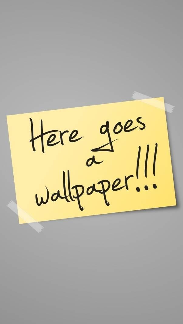 Wallpaper Note