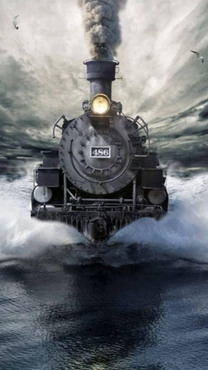 Steam Train Wallpaper By Georgekev 6d Free On Zedge