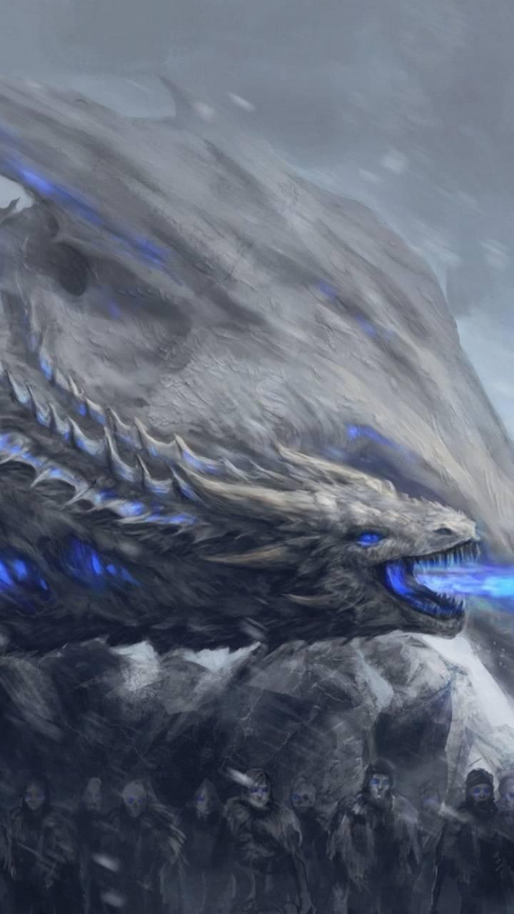 Winter Dragon Wallpaper By Devilmonster45 1f Free On Zedge