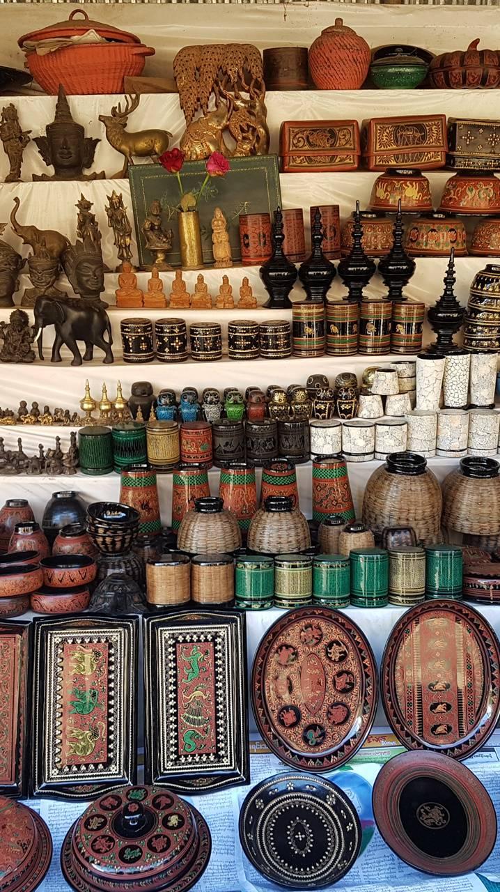 Myanmar Handicraft