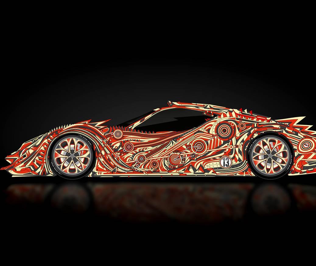 013a Ferrari