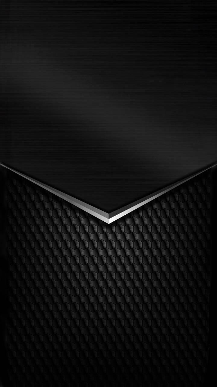 Vertu Black Silver