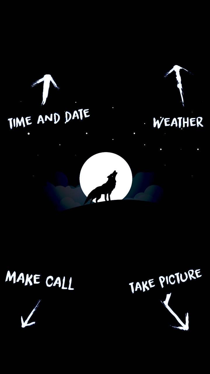 wolf lock