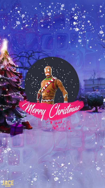 Fortnite Christmas Tree Background.Fortnite Season 7 Ringtones And Wallpapers Free By Zedge