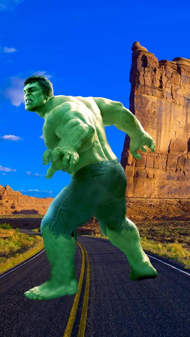 California Hulk