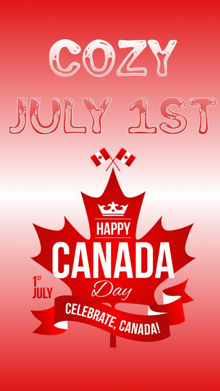 July 1st Canada Day