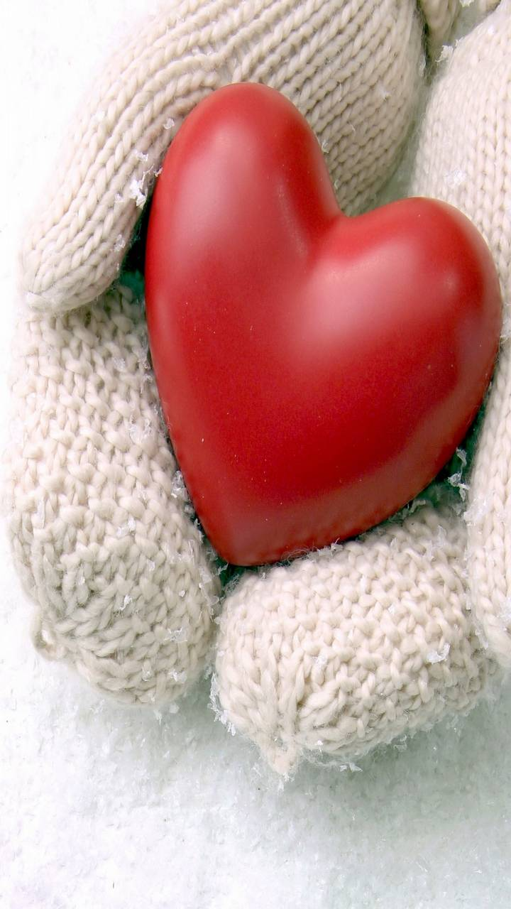 Cold Red Heart