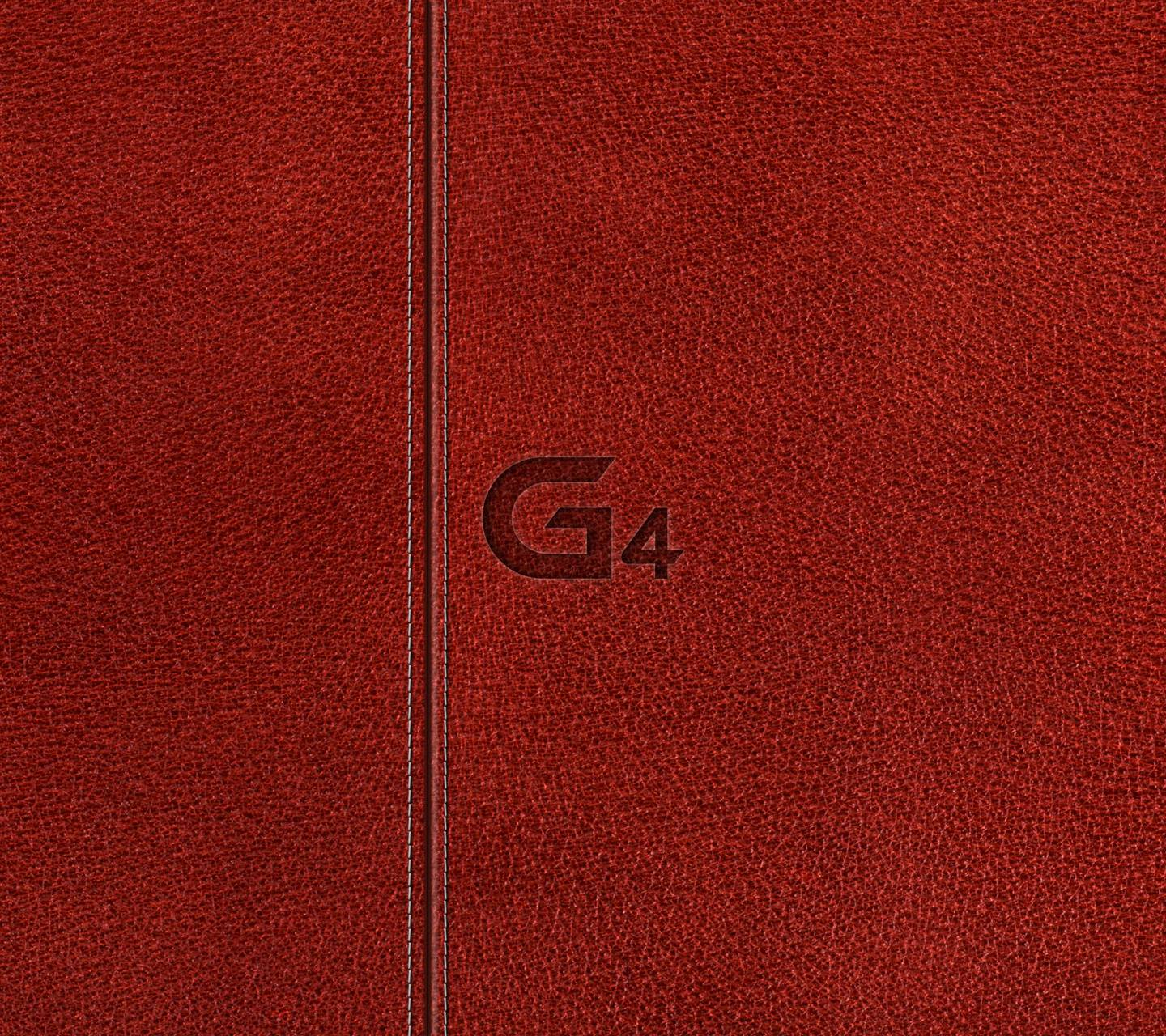 Lg G4 Red Leather Wallpaper By Globarr 03 Free On Zedge