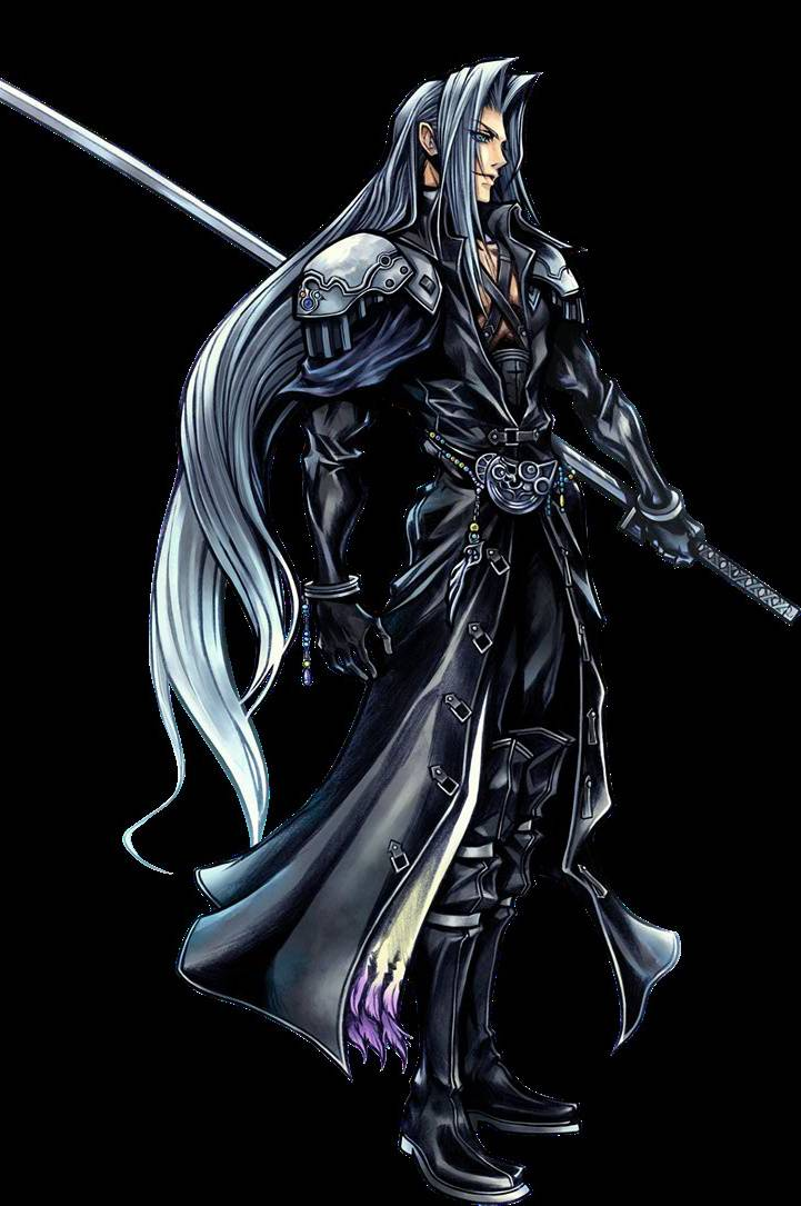 Sephiroth Wallpaper By Gabe98 1c Free On Zedge
