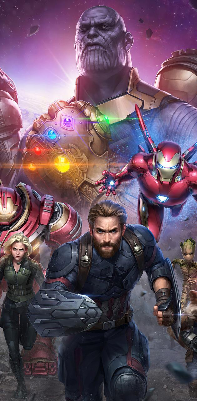 infinity war 3