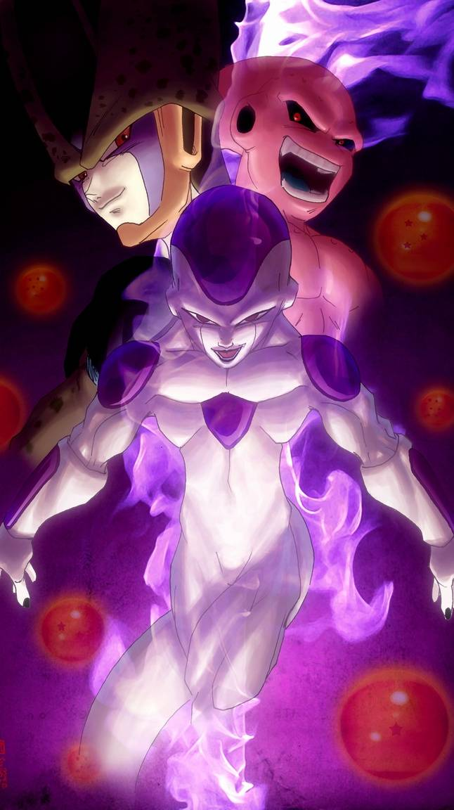 Dbz Purple