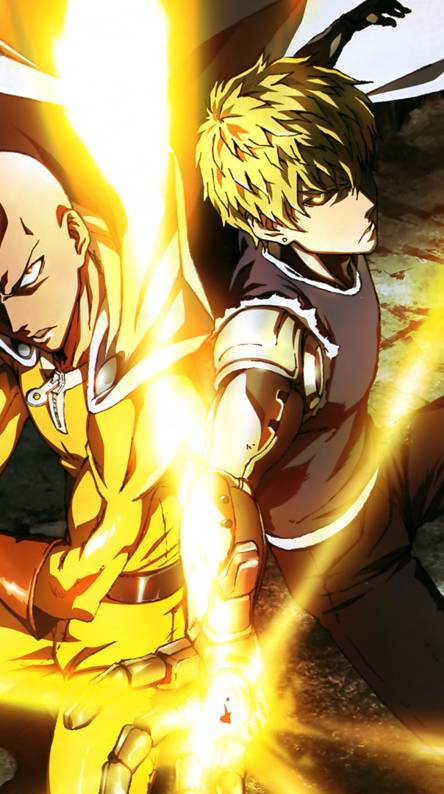 Onepunch Man Iphone Wallpaper 70 Images