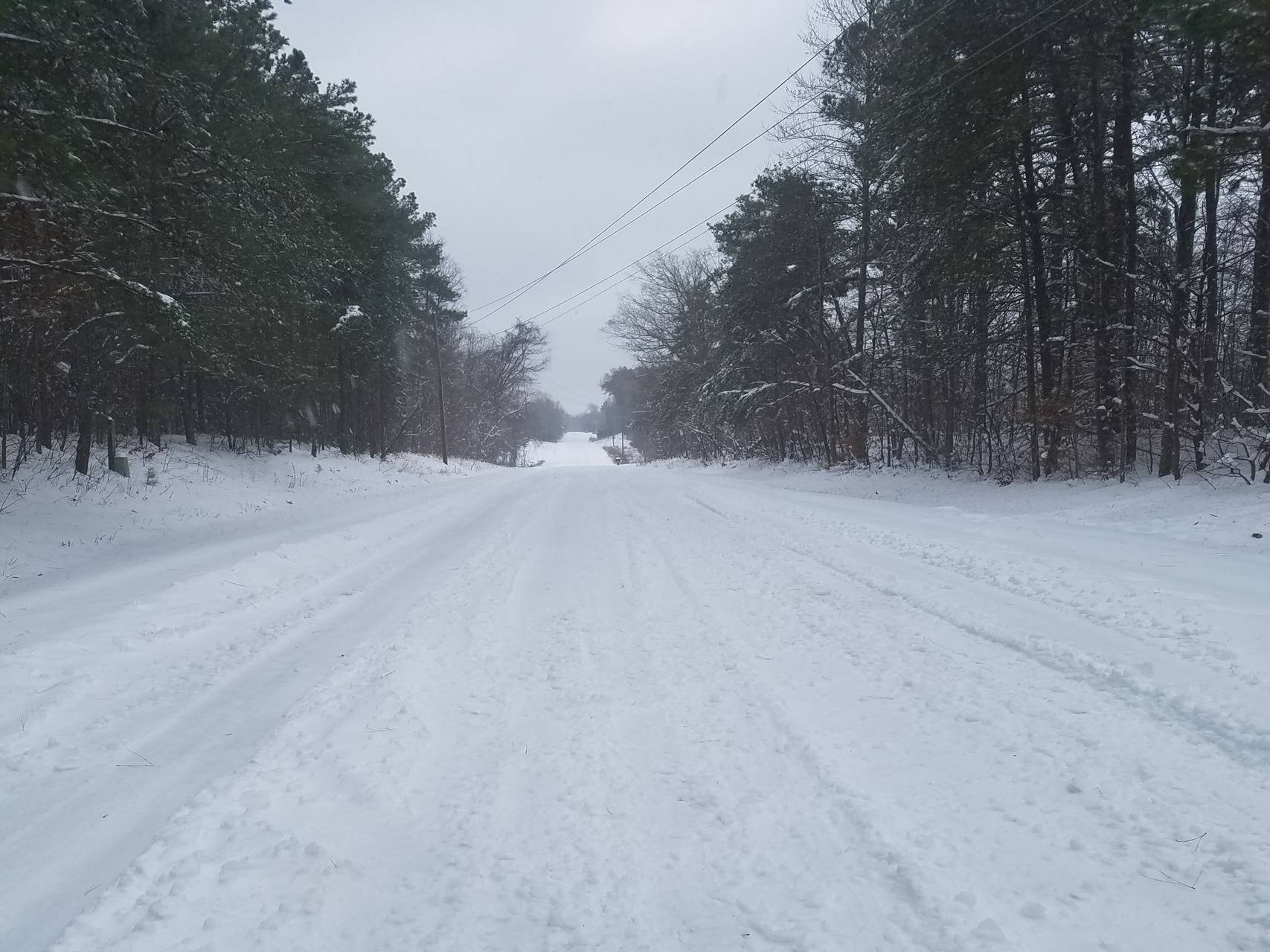 Snow in nc