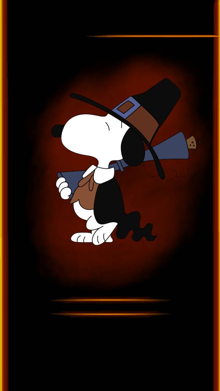 Snoopy Thanksgiving Wallpaper By Natman9308 66 Free On Zedge
