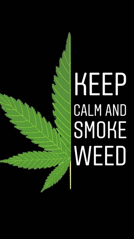 Weed leaves wallpaper from Weed Wallpapers app by ...  |Supreme Marijuana Backgrounds