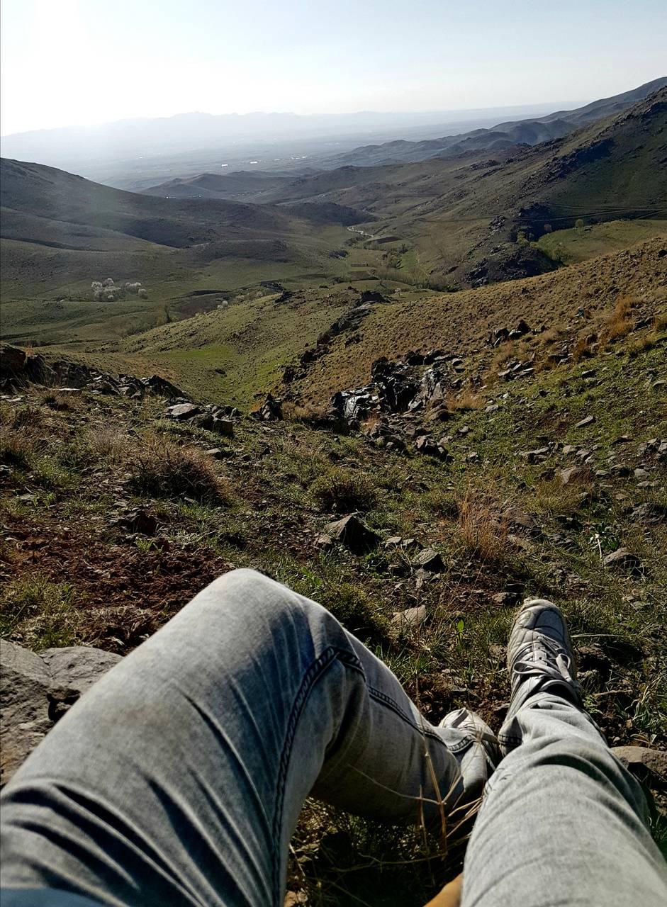 mountains of Zanjan