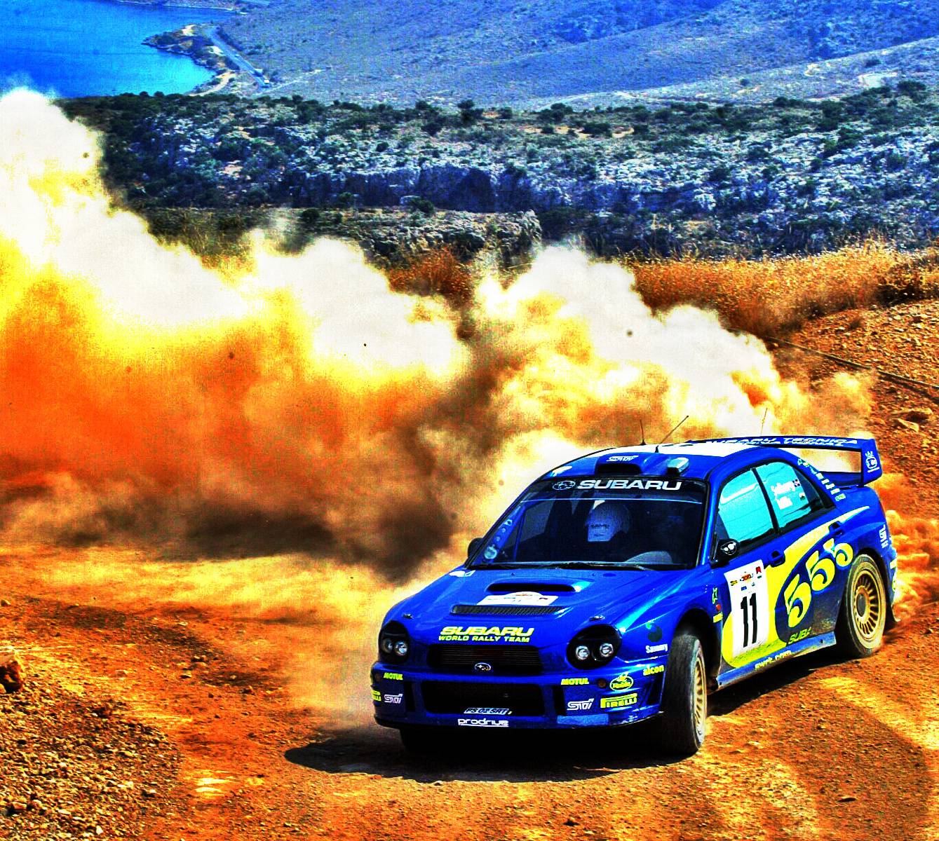 Subaru Rally Wallpaper By Drifternick 67 Free On Zedge