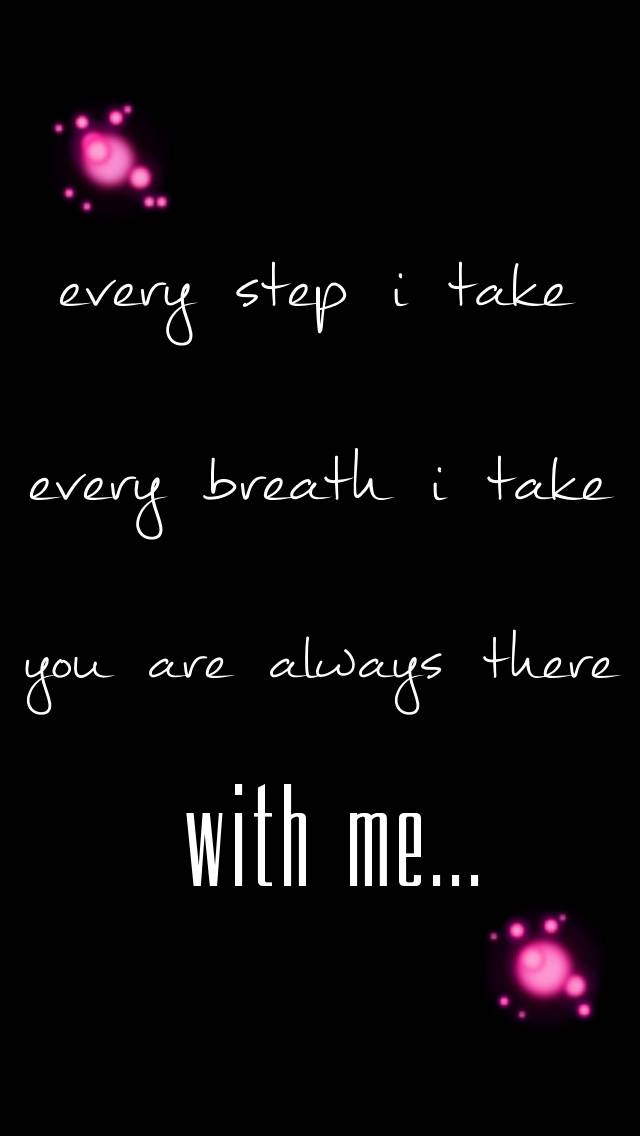 Every Breath i Take
